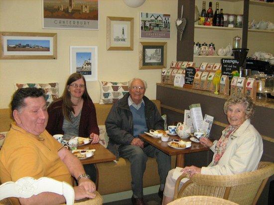 Susan's Cafe: Best Cream Teas Ever!