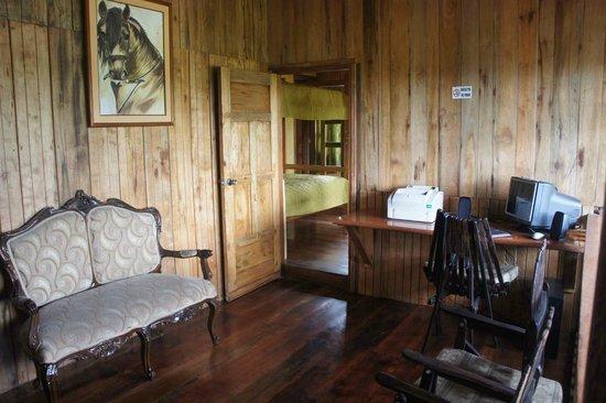 Milpe Lodge: Habitacion1
