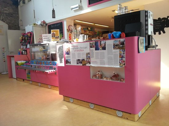 KinderKookKafe : Kids' self-service counter