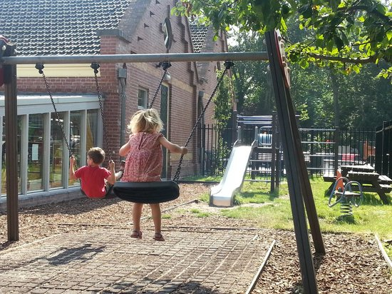 KinderKookKafe : Playground