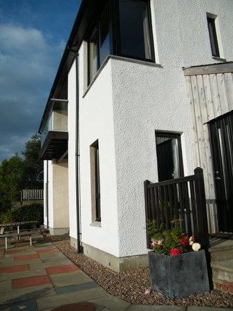 Duachy Apartments: Duachy Front Elevation