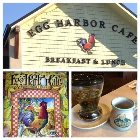 Egg Harbor Cafe: Something fun for everyone!