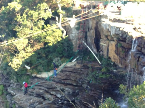 Oribi Gorge Hotel: wild 5 area
