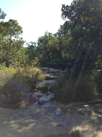 Oribi Gorge Hotel: along the trail