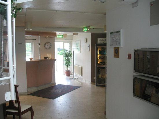 Sturup Airport Hotel: Reception