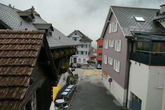 Hotel Gerig: Utsikt
