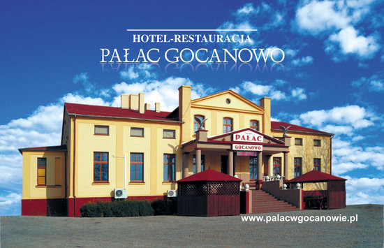 Palac Gocanowo Hotel