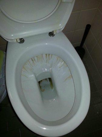 Hotel Academia (Saisonhotel): Wenn das sauber und hygienisch sein soll
