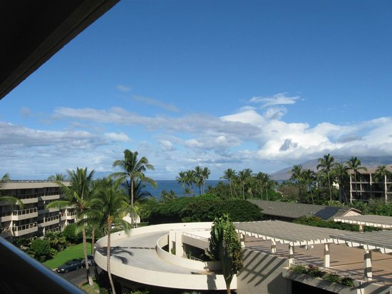 "Aston at the Maui Banyan: Unit 415, view from ""lanai"""