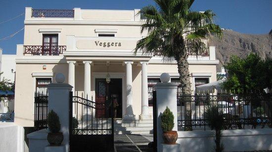Perissa,Veggera Hotel