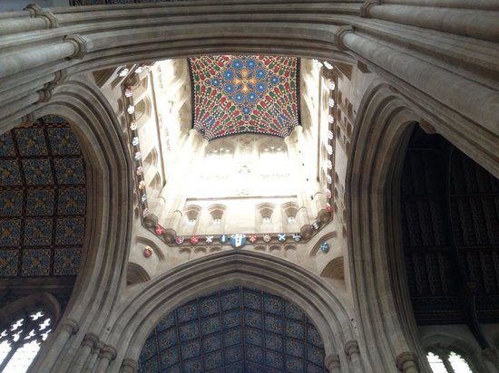St. Edmundsbury Cathedral: Beautiful