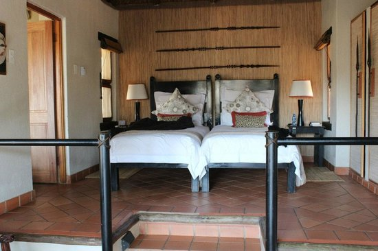Rooms at Madikwe River Lodge