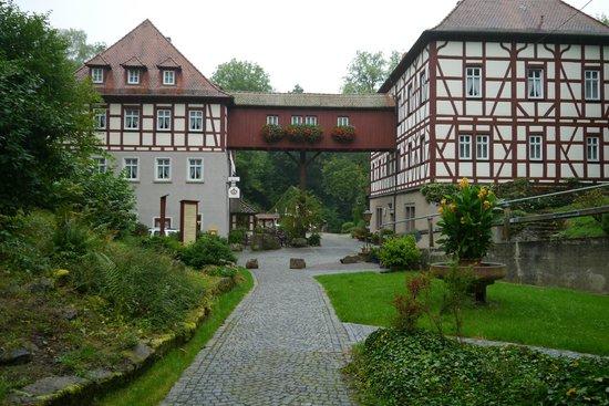 Waldgasthof Wildbad: Bayerisches Romantik