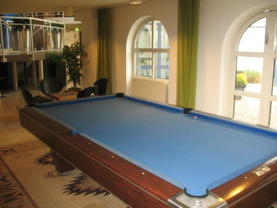 Sturup Airport Hotel : Pools