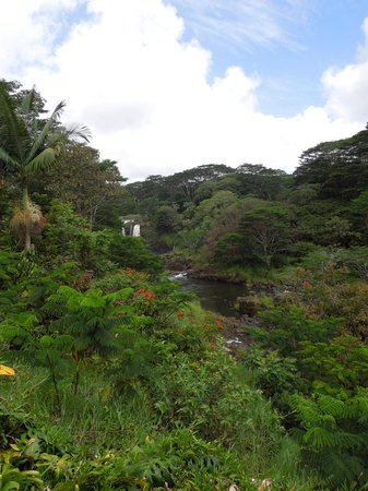The Old Hawaiian B&B: Boiling Pots & Pe'epe'e Falls-- a few blocks away