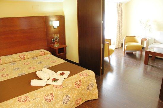 Hotel Hidalgo: Suite