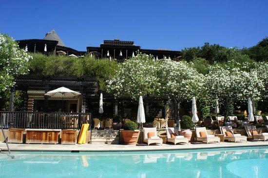 Auberge du Soleil: Resort