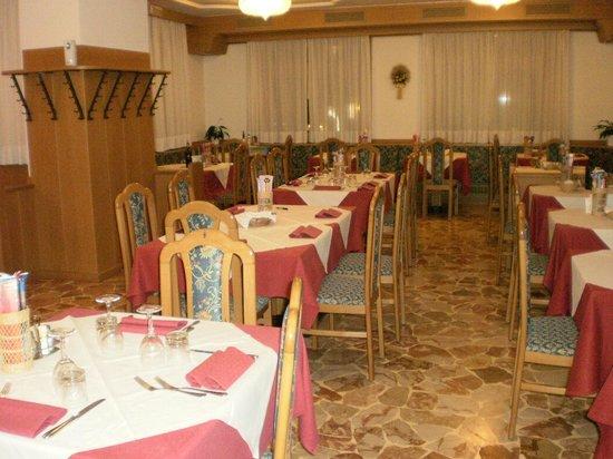 Albergo Antico: sala pranzo