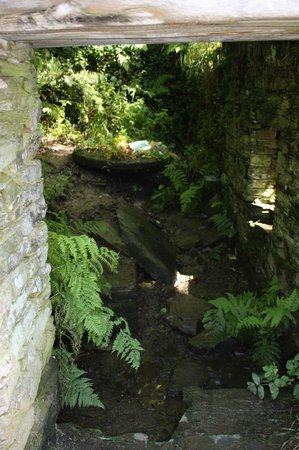 Rocky Valley: Offerings to the Old Gods, within the ruins of Trethevy Mill
