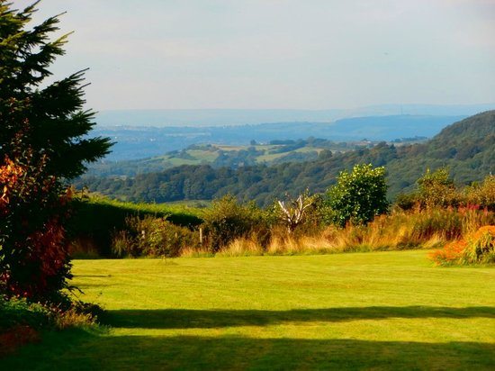 View from Ackroyd House