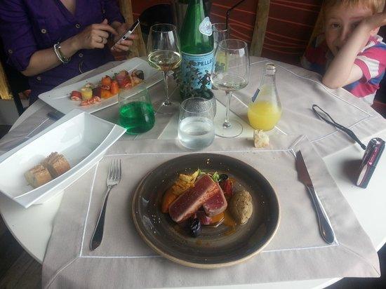 Restaurant le Boisvinet : Another main