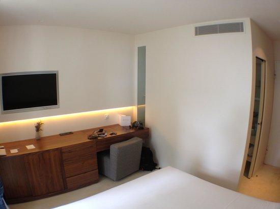 Destino Pacha Ibiza Resort: Doppelzimmer Gartenblick