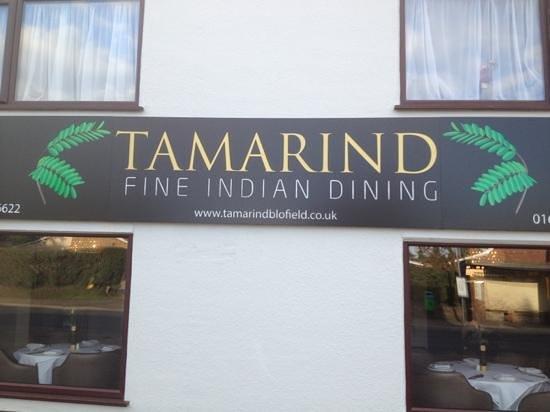 Tamarind Indian Restaurant: Tamarind