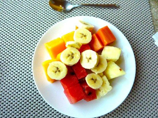 Hotel Cirilo : Delicious Breakfast!