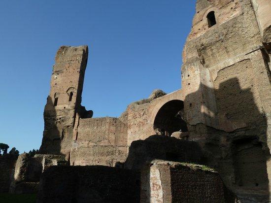 Thermes de Caracalla : Thermen von Caracalla