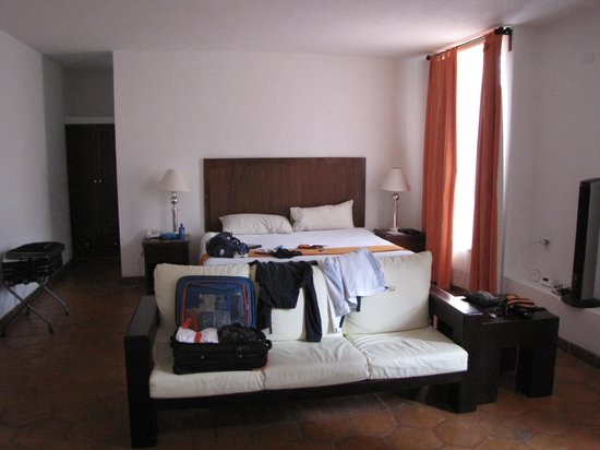 Hotel Casa Virreyes : Habitación