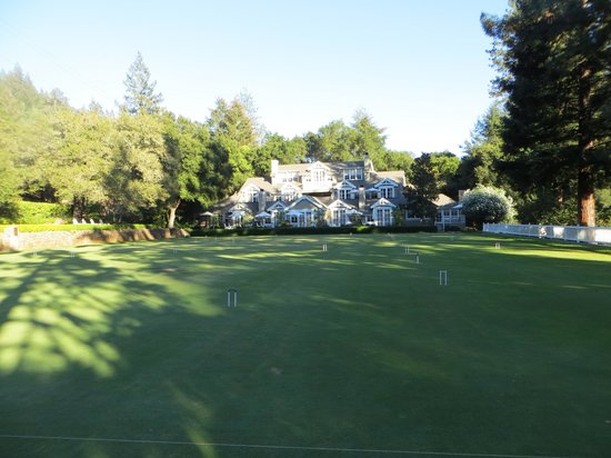 Meadowood Napa Valley: The setting!