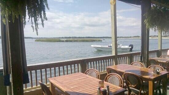 Bubba's Seafood Restaurant: view
