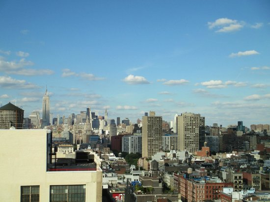 The James New York - SoHo : View from Jimmy's
