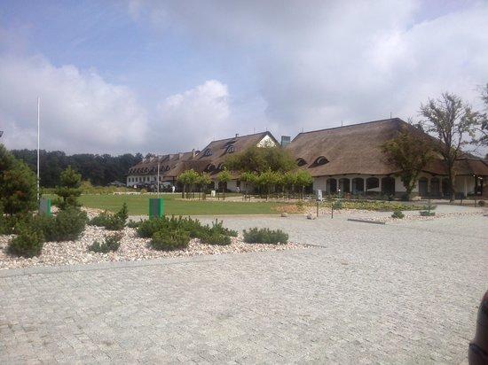 Hotel Remes Sport & Spa : Ansicht vom Parkplatz