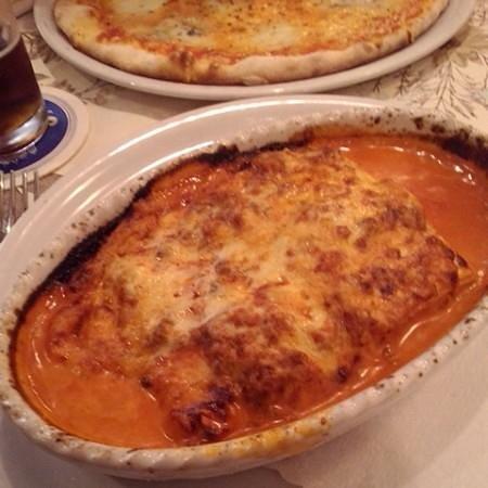 San Marco: lasagne