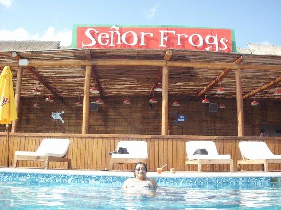 Hotel Costa Maya Inn: Club de Playa