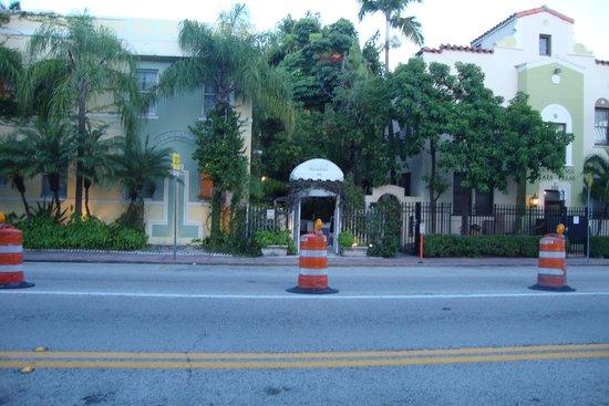 Villa Paradiso : Hotel Front