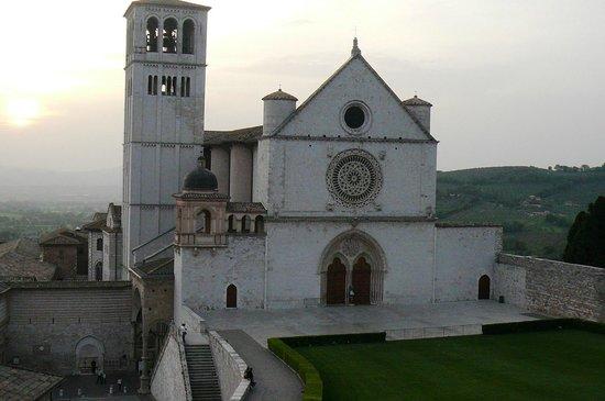 Hotel San Francesco: La vista dalla nostra stanza