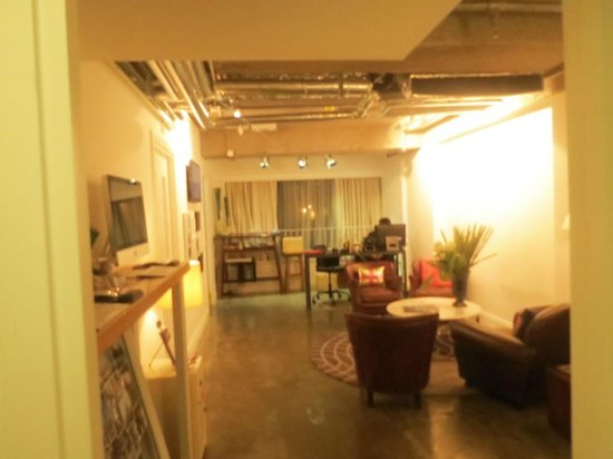 Mini Hotel Causeway Bay Hong Kong: Reception (Temporary)