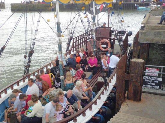 Bridlington Pirate Ship: Pirate Ship
