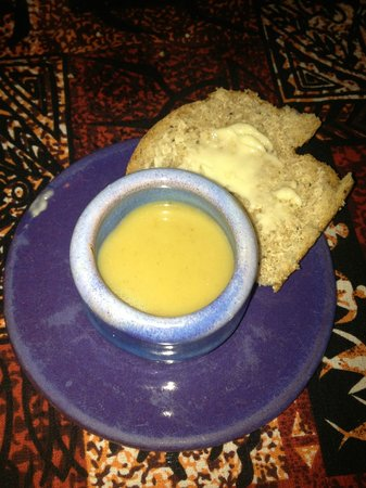 Mama's Fish House: Complimentary Asparagus Bisque