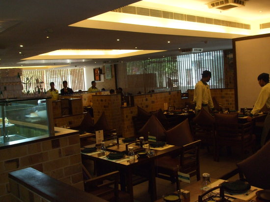 Barbeque Nation: Inside view of restaurant