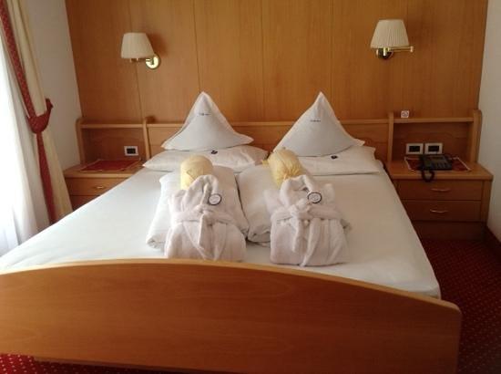 Hotel Welponer: Camera da letto