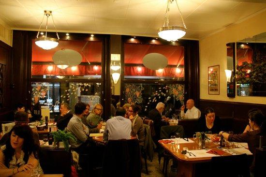 Restaurant Le Jura : Salle principale