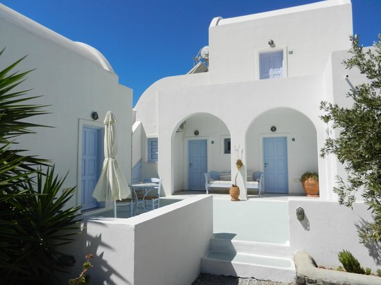 Pelagos Hotel-Oia: altri studios