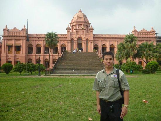 Ahsan Manzil : Pink Palace