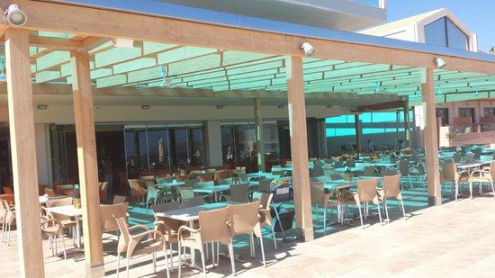 Kiani Beach Resort Family All Inclusive : restaurant