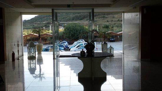 Kiani Beach Resort Family All Inclusive : hall d'entrée