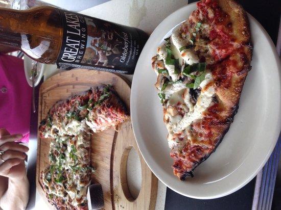 The Brick Oven Bistro: Pizza lasagna