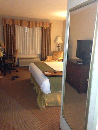 Holiday Inn Express Hotel & Suites Boston-Marlboro : Room